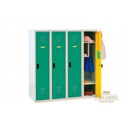 Szafka dla przedszkolaków SUMS-340p