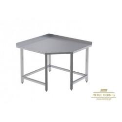 Stół narożny bez półek P 1044x944-mm