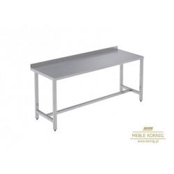 Stół prosty bez półek 1286 mm