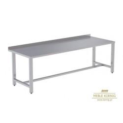 Stół prosty bez półek 1686 mm