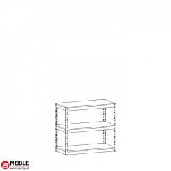 Regał RMM 302 uniwersalny (100x50x90)