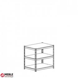 Regał RMM 305 uniwersalny (100x70x95)