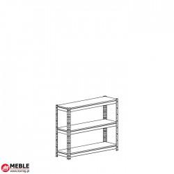 Regał RMM 306 uniwersalny (120x35x95)