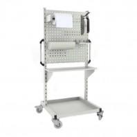 Wózek WAM do dezynfekcji pomieszczeń z wyposażeniem