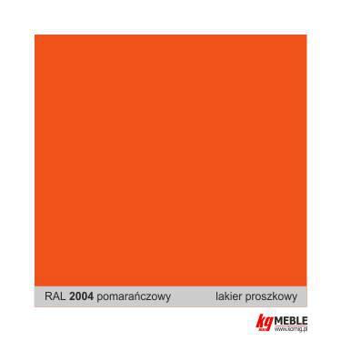 RAL 2004 pomarańczowy