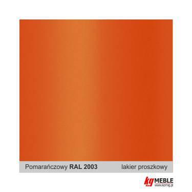 RAL 2003 pomarańczowy