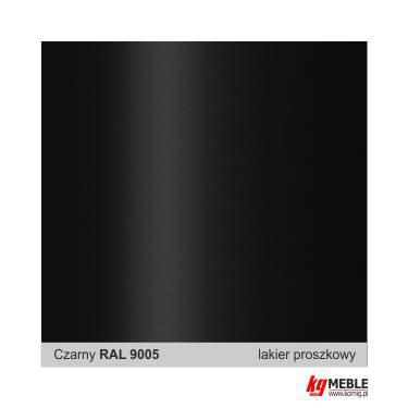 RAL 9005 czarny