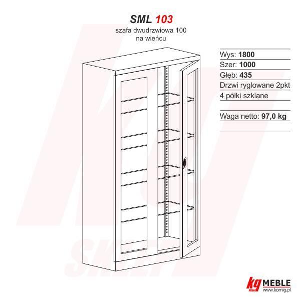 Szafa SML-103