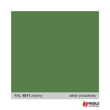 RAL 6011 zielony