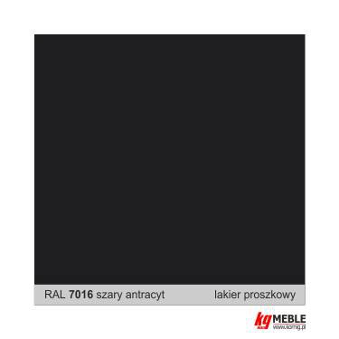 RAL 7016 szary antracyt