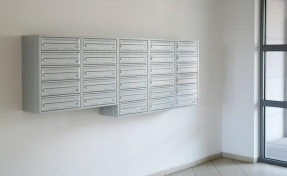 Skrzynki pocztowe WIELORODZINNE